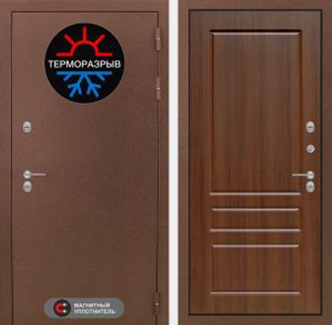 """Входная дверь серии """"ТЕРМО-3"""" модель 5"""