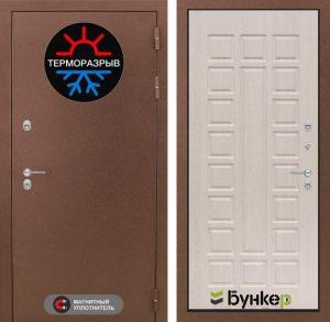 """Входная дверь серии """"ТЕРМО-3"""" №9"""